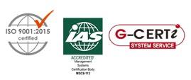 Globo ISO 9001-2015