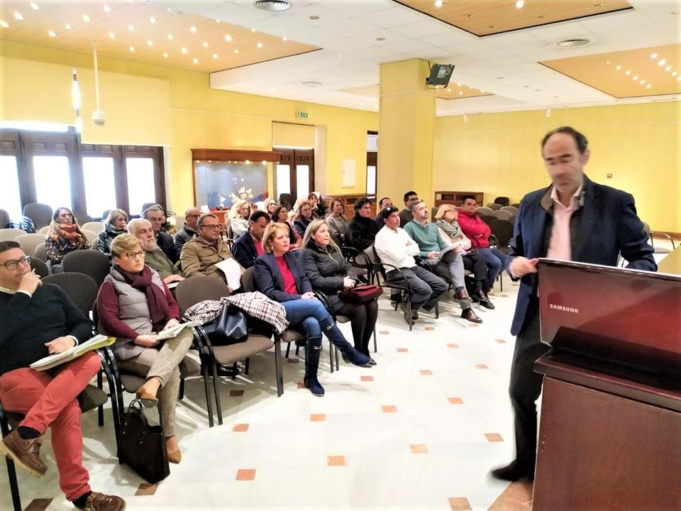 Plan Director de Modernización de la Administración electrónica y Smart City de Rota